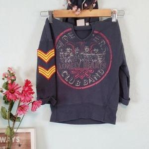 Kids Junkfood Beatles graphic hoodie sweatshirt